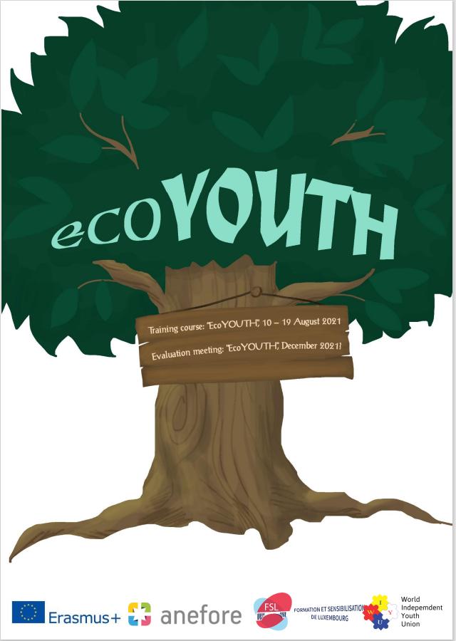 """Progetto Erasmus+ """"EcoYouth"""" Cercasi Partecipanti"""
